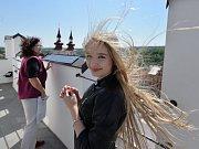 Dvě věže v Kadani, Radniční a Mikulovická se dočkaly prvních návštěvníků.