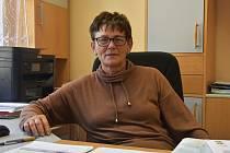 Starostka Pětipes Irena Kumprichtová.