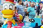 Hornická pouť je v Jirkově největší slavností. Lidé se tam chodí bavit už 49 let.