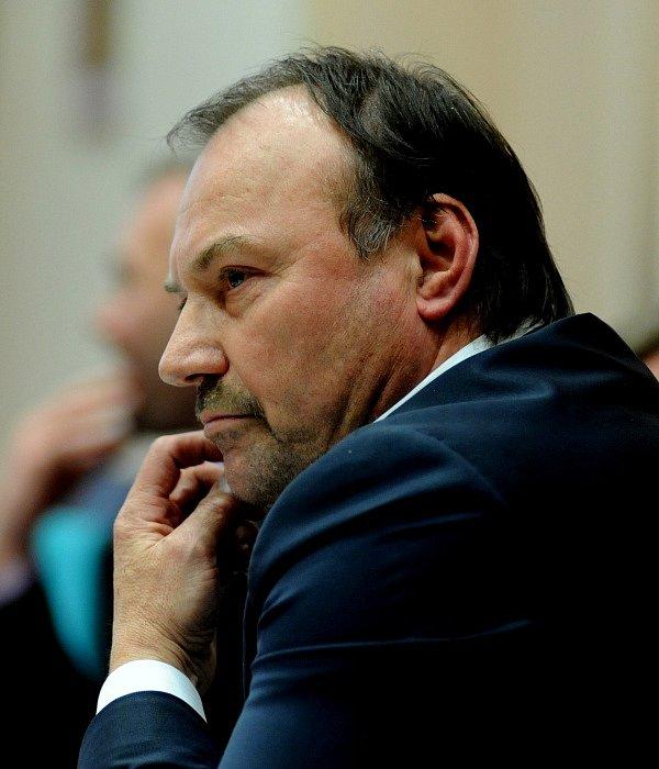 Nově zvolený druhý náměstek primátora Jan Mareš (ČSSD).