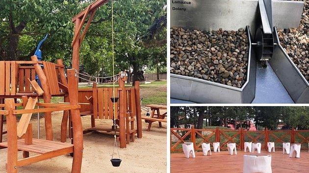 Hřiště v Kadani nabízí chytrou zábavu
