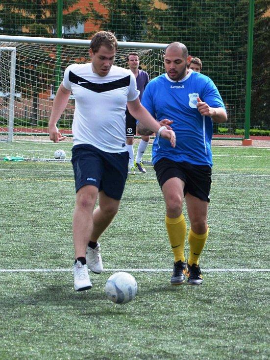 Třetí turnaj čtvrté futsalové ligy.