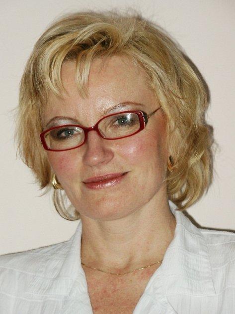 Ředitelka jirkovského KVIZu Hana Procházková.