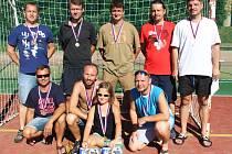 HOSPODA POD KAŠTANY JIRKOV – vítěz 17. ročníku Unique cupu.