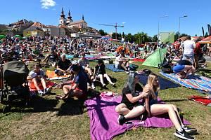 Festival Vysmáté léto v Kadani