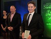Jakub Remuta, kajakář Sportclubu 80 Chomutov byl druhý v kategorii jednotlivci mládeže.
