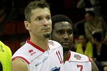 Pavel Staněk, bývalý hráč Levhartů Chomutov. Teď se ujal týmu jako trenér a chce s ním postoupit do druhé ligy.