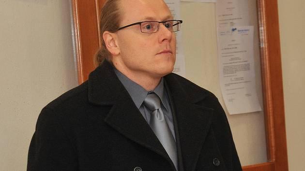 Exmanažer chomutovské správy ŘSD Tomáš Hofmann čelí obžalobě z podvodu.