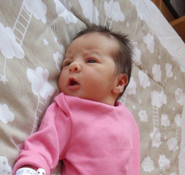Od neděle 2.10. 2016od 12:25 hodin se zValentýny Hrdličkové raduje tatínek Lukáš Hrdlička. Vkadaňské porodnici ji přivedla na svět maminka Nikola Votrubová, a to smírami 3,37kg a 51cm.