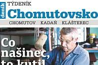 Vychází nový Týdeník Chomutovsko.