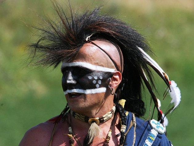 Indiánů bude celé Březno.