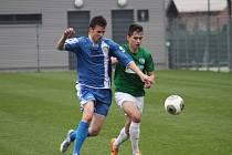 FC Chomutov - FK Králův Dvůr 3:0.