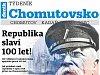 Týdeník Chomutovsko z 23. října 2018