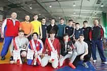 Reprezentační tým České republiky na International Polish Shampionships 2015.