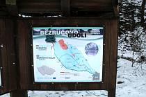Do Bezručova údolí mohou Chomutované vyrazit na běžky.
