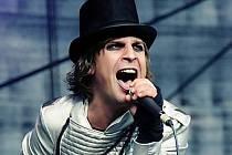 David Weingartner, zpěvák skupiny X-Left To Die.