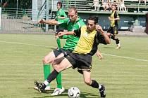 Fotbalisté FC Chomutov doma prohráli 1:2 se zachraňujícím se Litvínovem.