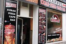 Kebab Istanbul na Žižkově náměstí.