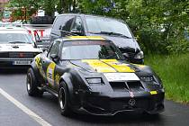 Opel Manta v pátém závodě Triola Cupu