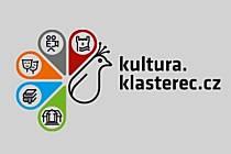 Kultura v Klášterci nad Ohří má nové logo, reprezentuje ji páv