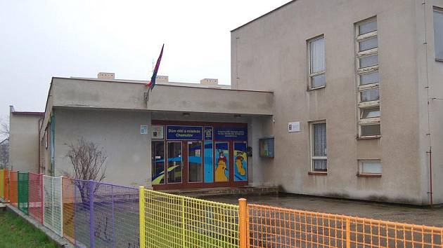 V této budově sídlí DDM dnes. Přestěhovat se má do bývalé ZŠ Havlíčkova.
