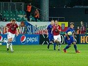 V Chomutově sehrála 15. října 2018 poslední kvalifikační zápas fotbalová reprezentce do 21 let.