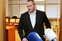 Petr B. u Krajského soudu v Ústí nad Labem. Úterý 17. dubna 2018