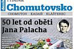 Týdeník Chomutovsko z 8. ledna 2019