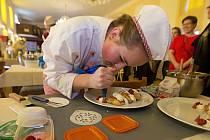 V nových prostorách v Chomutově se učí například cukráři. Ilustrační foto.