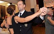 Hasičský ples v kulturním domě v Jirkově