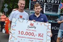 Chomutov převzal otěže charitativního projektu. Podpoří hendikepované děti 9f5dae61bd1
