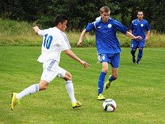 Jan Pavlica  se vrátil z FC Chomutov na  hostování do LoKotky.