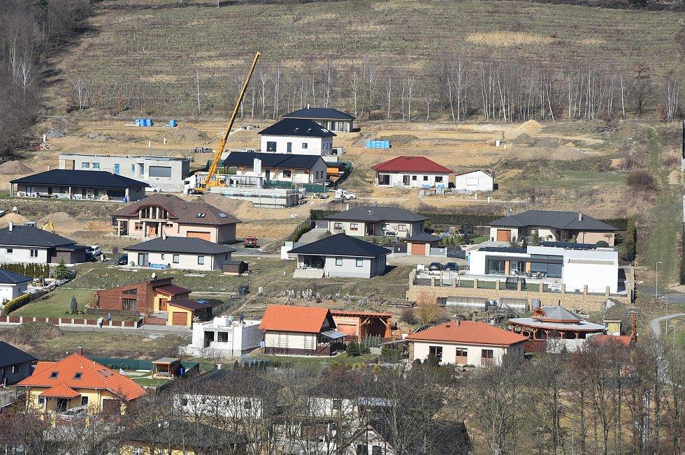 Zelená - Málkov.