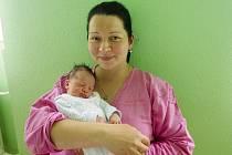 Erwin Dubický se narodil 1. května 2018 ve 23.48 hodin rodičům Aleně a Ivanu Dubickým z Chomutova. Vážil 3,42 kg a měřil 49 cm.