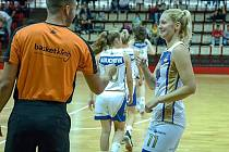 Basketbalistka Monika Satoranská.