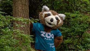 Zoopark Chomutov představil svého maskota
