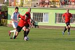 1.FC Spořice (v bílém) - SK Černovice 8:1