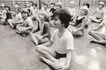 Oddíl moderní gymnastiky Chomutov