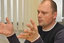 Jednatel společnosti Parker Hannifin Tomáš Pařízek.