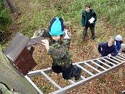 Dobrovolníci zvelebí okolí v rámci projektu 72 hodin