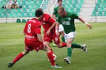Klimplovi se utkání vydařilo, dal dva góly, čistě odebíral míče.