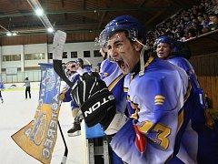 Klášterecký hokej. Ilustrační foto