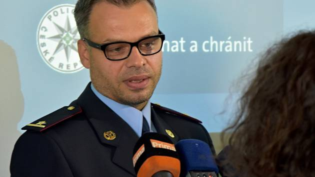 Vrchní komisař Tomáš Gerstner
