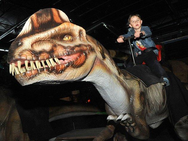 Dino Expo v Chomutově