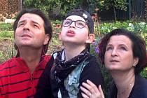 Rodinu Rýdlových zasáhla nemoc syna Matěje a později i maminky Lady.