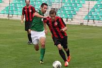 FC Chomutov – MFK Chrudim 1:0.