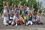 Pátek byl olympijským dnem pro družinu ze ZŠ Kadaňská.