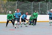 Wolves Chomutov - Žatec 0:5.