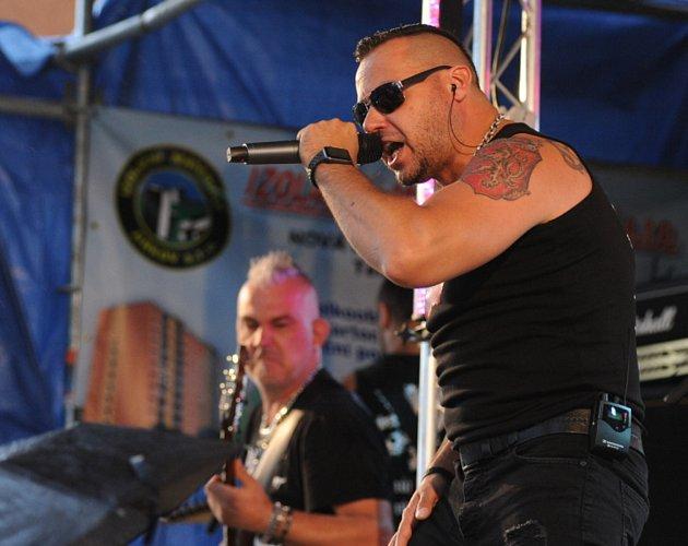 Tomáš Hnídek alias Ortel koncert vyprodal.