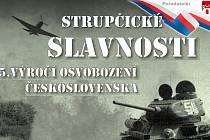 Na sobotu 4. dubna se chystají ve Strupčicích velkolepé slavnosti v rámci 75. výročí osvobození Československa a konce II. světové války.